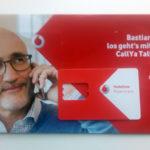 Vodafone Callya Websessions Freikarte – alles zur kostenlose Prepaid Datenkarte von Vodafone